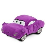 Disney / Pixar CARS 2 Movie Exclusive 8 Inch Plush Toy Holley Shiftwell - $14.70