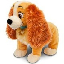 Disney Lady the Tramp Exclusive 25 Inch Jumbo Plush Figure Lady - $46.54