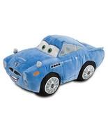Disney / Pixar CARS 2 Movie Exclusive 13 Inch Deluxe Plush Toy Finn McMi... - $29.39