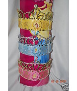 Disney Store Deluxe Princess Tiara Crown Jeweled NWT - $14.00