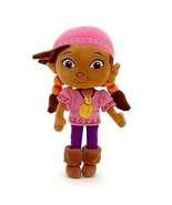 Disney Exclusive Jake and the Neverland Pirates 12 Inch Plush Izzy - $13.03