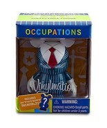 "DISNEY OCCUPATIONS 3""VINYLMATION+CARD+MYSTERY1.5""JR SEALED BUSINESS MANA... - $22.34"