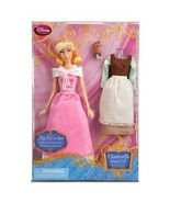 Disney Cinderella Singing Doll and Costume Set by Disney - $36.31