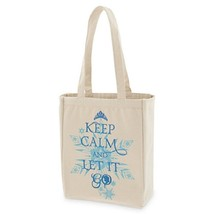 Disney Frozen Exclusive Tote Keep Calm & Let It Go - $13.03