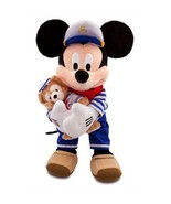 Disney 25 inch Sailor Mickey Mouse with Duffy Bear Plush Doll - $139.65