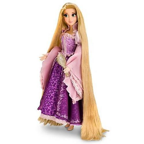 "Disney Store Tangled Featuring Rapunzel Limited Edition 17"" Doll"