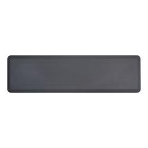 "Anti Fatigue Fleur-De-Lys Series Design Mat, 72""L x 20""W x 5/8""H, Grey - $179.95"
