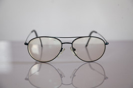 Eyewear, Metallic Blue Aviator Frame,  Prescription Lenses. RX- Able - $17.82
