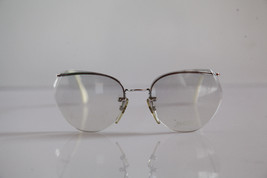 NIGURA DUSSELDORF Eyewear, Chrome Frame,  RX-Able  lenses. Germany - $19.80