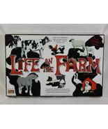 LIFE ON THE FARM BOARD GAME 1996 AWARD WINNING NEAR MINT CONDITION @@ - $24.30