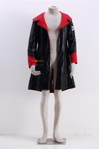 Devil May Cry Dante Daily Outdoor PU Leather Jacket Cosplay Costume - $125.99+