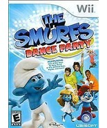 The Smurfs Dance Party Nintendo Wii - $5.98