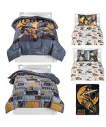 Star Wars Rebel Twin/Single Size 4 Piece Comfor... - $70.00