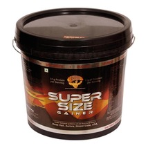 Snt super size gainer  chocolate 8.8 lb thumb200
