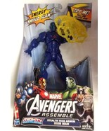 Marvel Mighty Battlers Stealth Tech Armor Iron Man. - $11.87