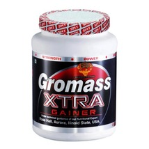 SNT Gromass Xtra Gainer, Chocolate 2.2 lb - $39.95