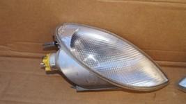 97-04 Mercedes SLK230 SLK320 R170 Parking Corner Light Lamps Set Pair L&R image 2