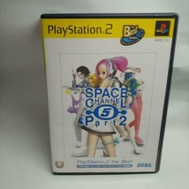 Ps2 Space Channel Part Best Version Playstation - $52.20
