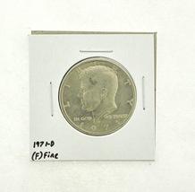 1971-D Kennedy Half Dollar (F) Fine N2-3467-14 - $0.99