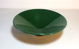 Vintage Haeger Green U.S.A. 3296-1985 Candy Bow... - $19.99