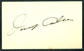 Danny Aiello Authentic Autograph Oscar Nominee Do The Right Thing, Godfa... - $7.99