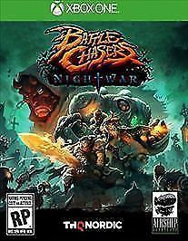 Battle Chasers: Nightwar (Microsoft Xbox One, 2017 NEW)