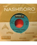 ROSE DAVIS 1973 Excello 45 KISS TOMORROW GOODBYE / THAT'S ENOUGH - $14.77