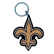 New Orleans Saints Fleur-de-li Keyring - $7.00