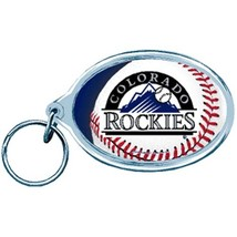 Colorado Rockies Keyring - $5.00
