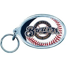 Milwaukee Brewers Keyring - $5.00