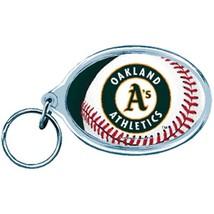 Oakland Athletics Keyring - $5.00