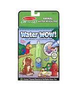 Melissa & Doug On the Go Water Wow! Animals Reusable Water-Reveal Activi... - $10.80