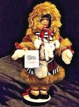 Paradise Galleries Eskimo Doll AB 550 Vintage image 2