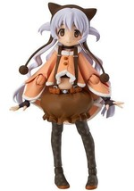 Homura Akemi School Uniform Figma kb04c Good Smile Puella Magi Madoka Magica