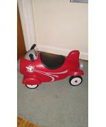 Radio Flyer Ride-On Toddler Child Airplane Car Red - $24.75