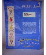 FRUIT BELL PULL Cross Stitch Kit By Needles n Hoops NEW - $18.57