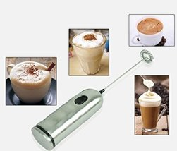 Milk Frother Drink Mixer and Foam Maker from LaGondola. Simple 1 Hand Op... - $52.65 CAD