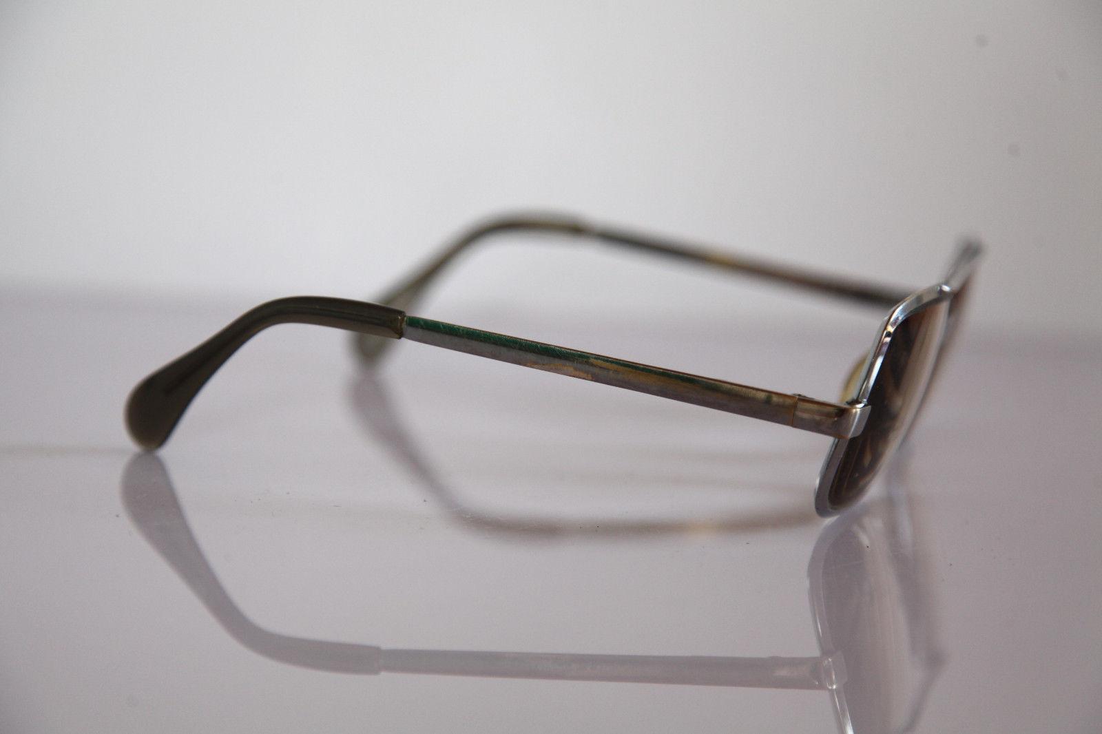 MENRAD M 305 Eyewear, Chrome Frame,  RX-Able Crystal Prescription lens.