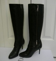 Nib 100% Auth Christian Dior Guetre Botte Black Quilted Leather Boots $1,900 - $1,168.20