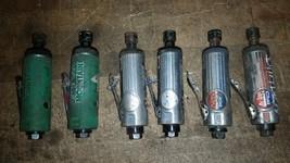 "1 mountain pneumatic air straight die grinder cutoff 1/4"" collet - $22.77"