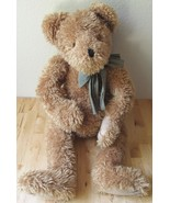 "2000 Boyds Bears ""Clem Cladiddlebear"" Large Stuffed Animal Plush Bear w/... - $124.95"