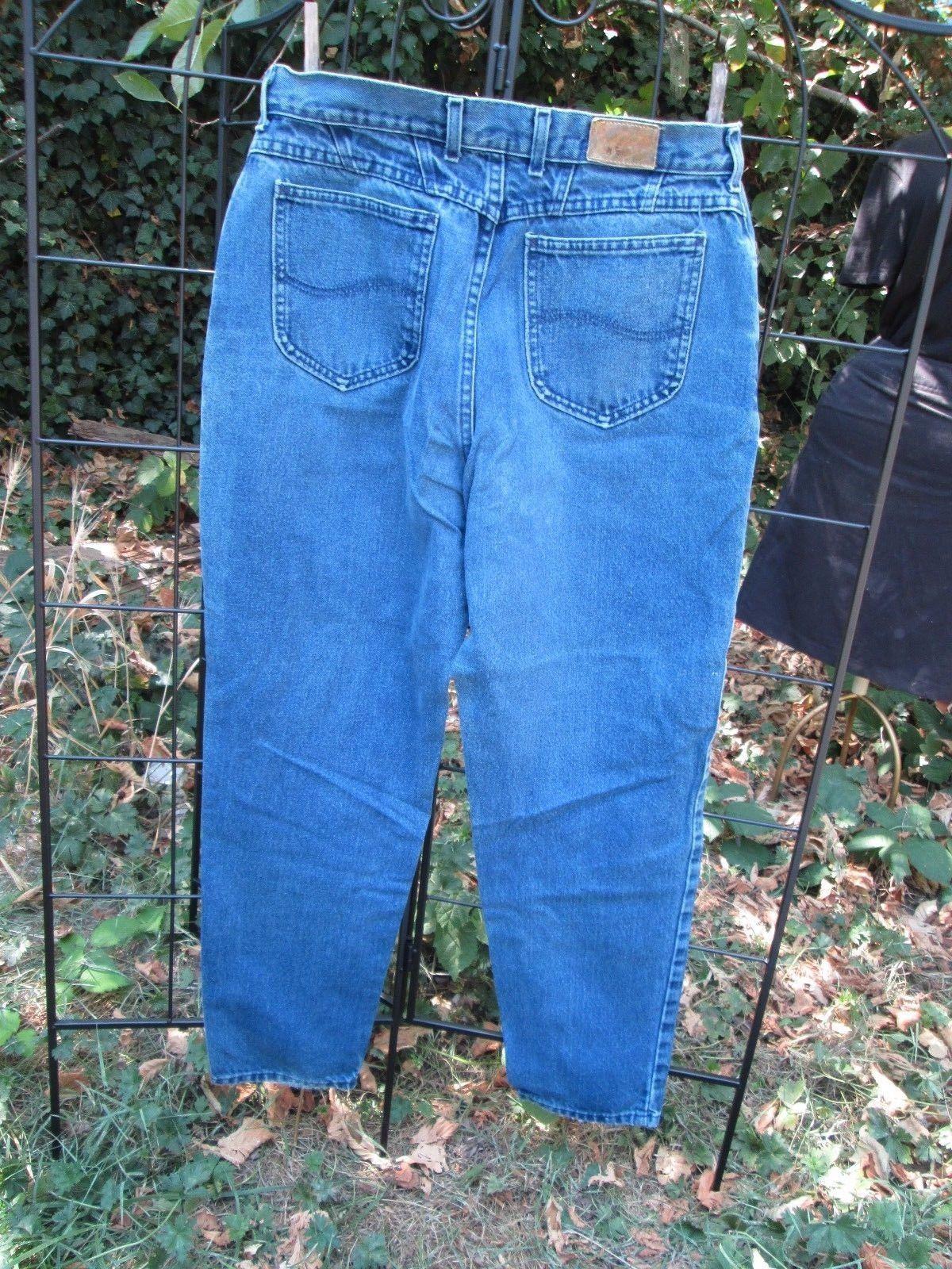 Lee 1889 jeans size 14 Med MIUSA