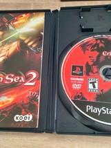 Sony PS2 Crimson Sea 2 image 2