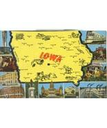 Iowa Views, unused Postcard  - $3.50