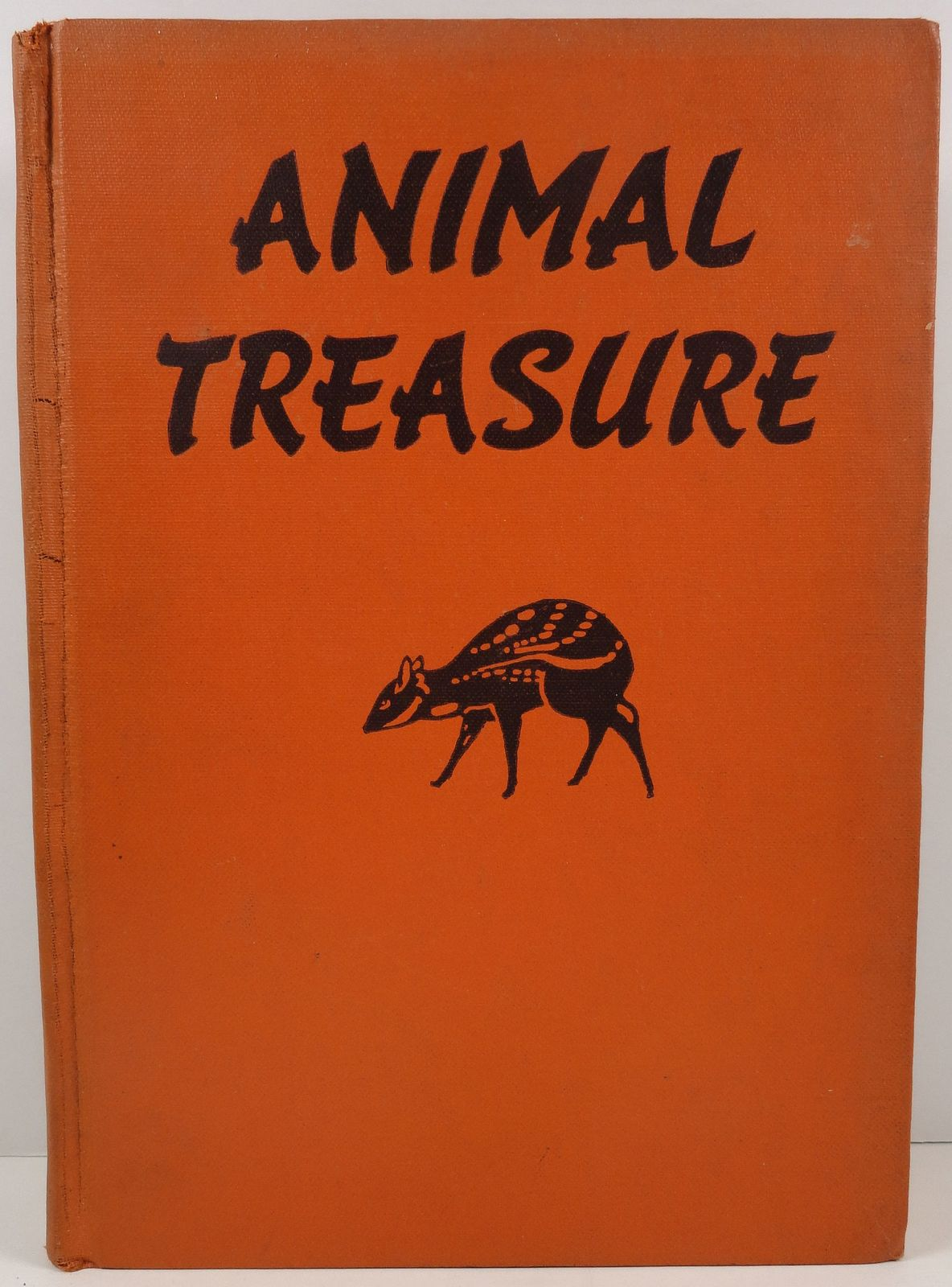 Primary image for Animal Treasure by Ivan T. Sanderson 1937 Cadmus Books