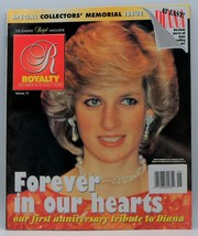 Royalty Magazine Vol. 15 1998  - Princess Diana 1st Anniversary Death Issue - $7.91