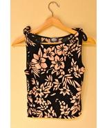 BLUMARINE BLUGIRL Pink Floral Flower Top Shirt Sweater Blouse Pullover B... - $30.00