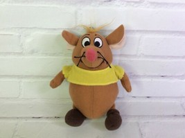 Disney Cinderella GUS GUS Mouse Plush Stuffed Animal Doll Toy - $14.01