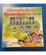 Nickelodeon Rummikub Kids' Edition Pressman Toys New in Box Dora Spongeb... - $39.59