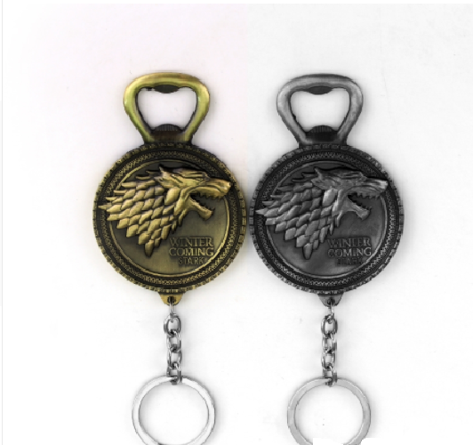 new game of thrones bottle opener key chain and 50 similar items. Black Bedroom Furniture Sets. Home Design Ideas